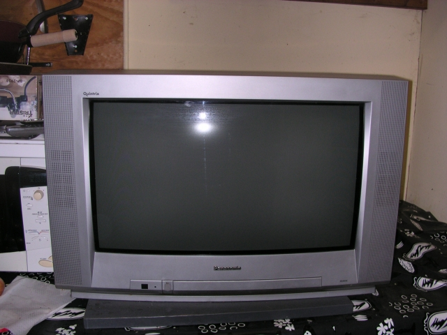 Panasonic CT2012S — 20» COLOR TV