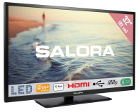 salora 32HLB5000 schuin links