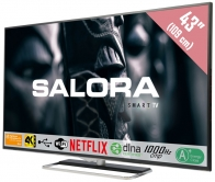 salora 43UHX4500 tv
