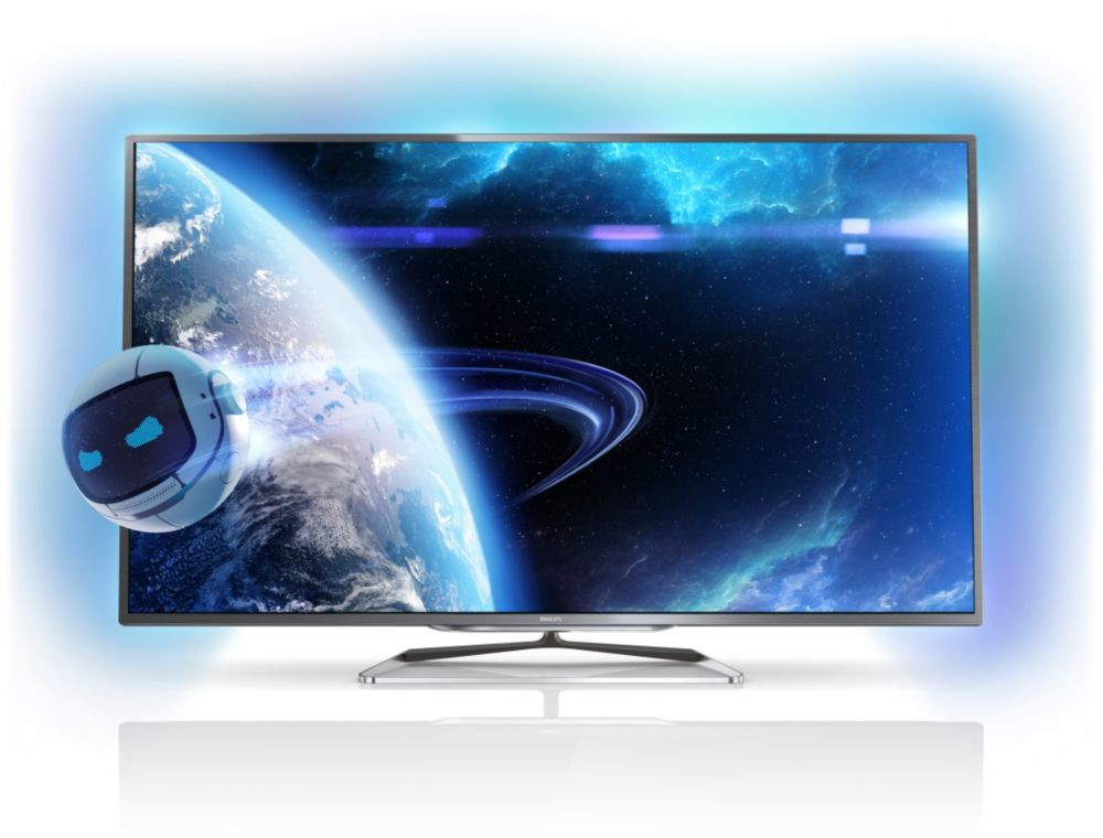 led tv ambilight philips 65pfl9708s