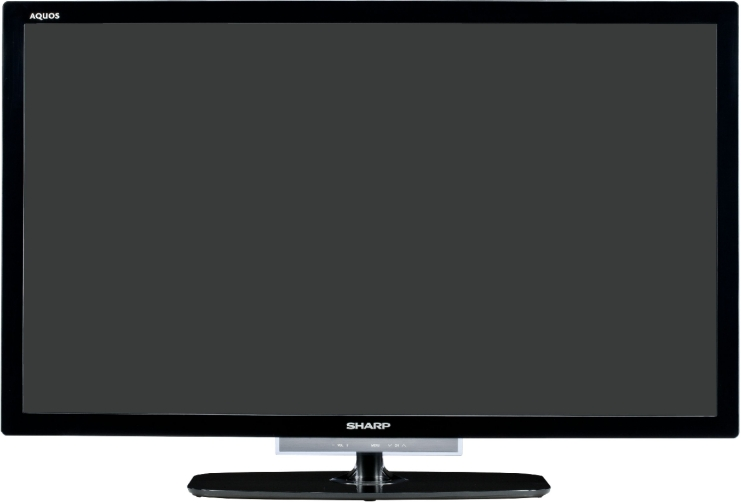 led tv sharp lc-40le630e