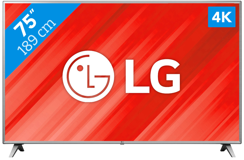 lg 75uk6500 beste getest led tv