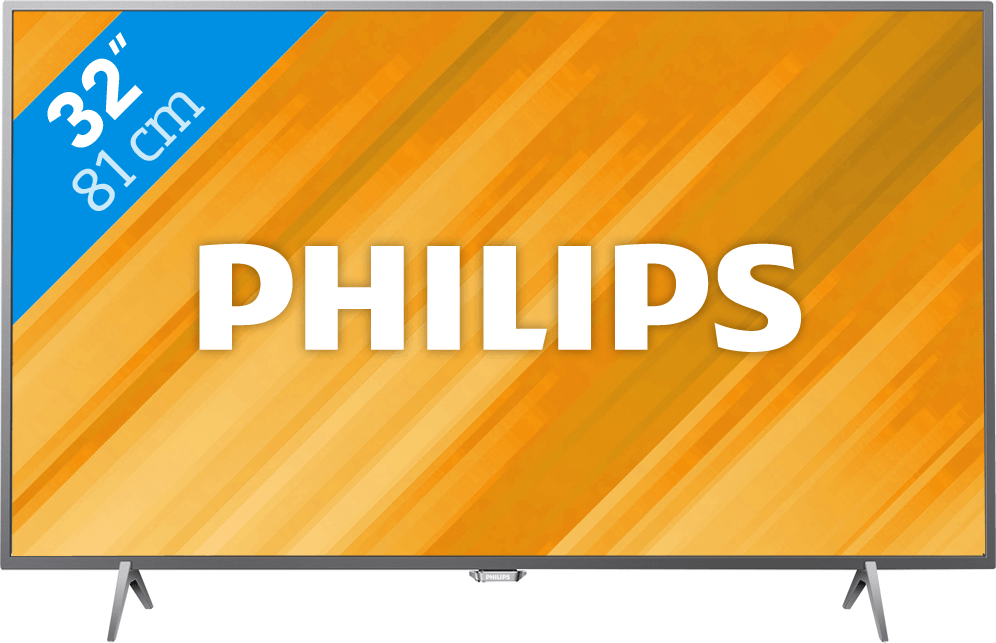 beste koop led tv philips 32pfs6402