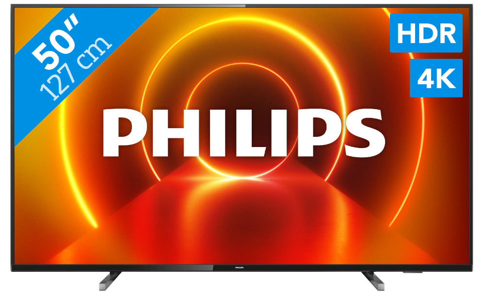 philips 50pus7805 beste koop led tv 2021