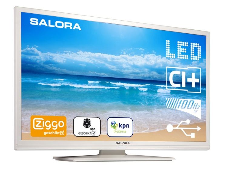 salora 32 led8110cw led tv