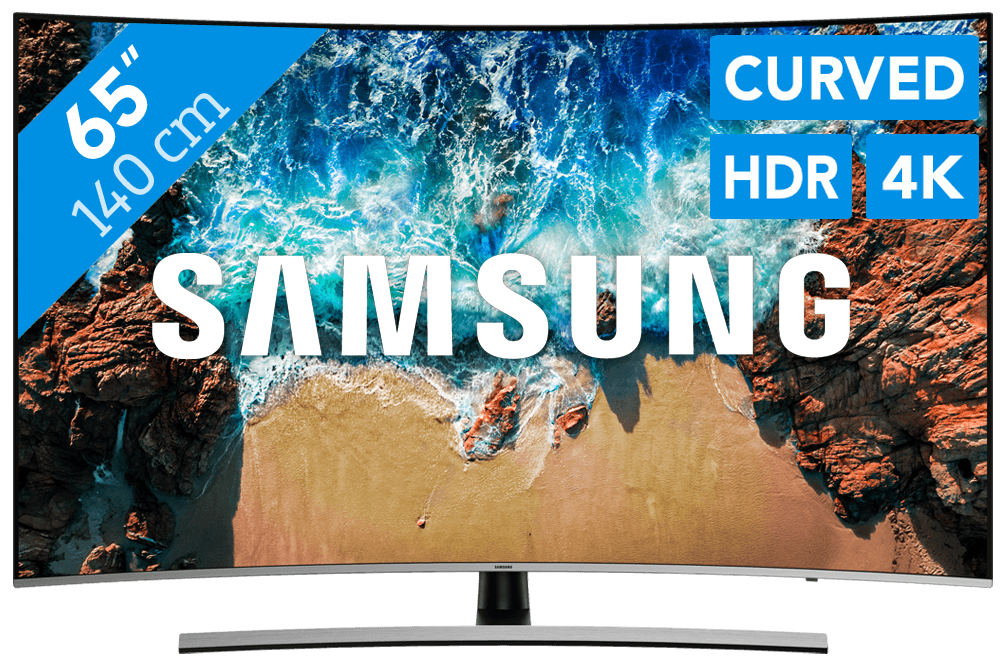 samsung ue65nu8500 beste getest curved tv 2018