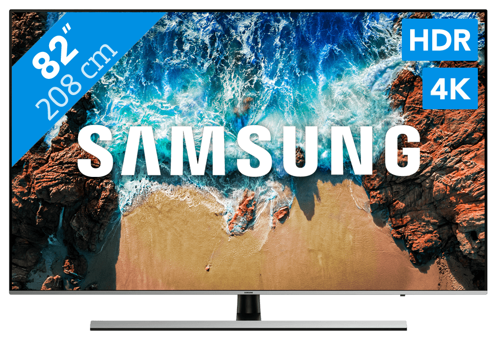 samsung ue82nu8000 beste getest led tv