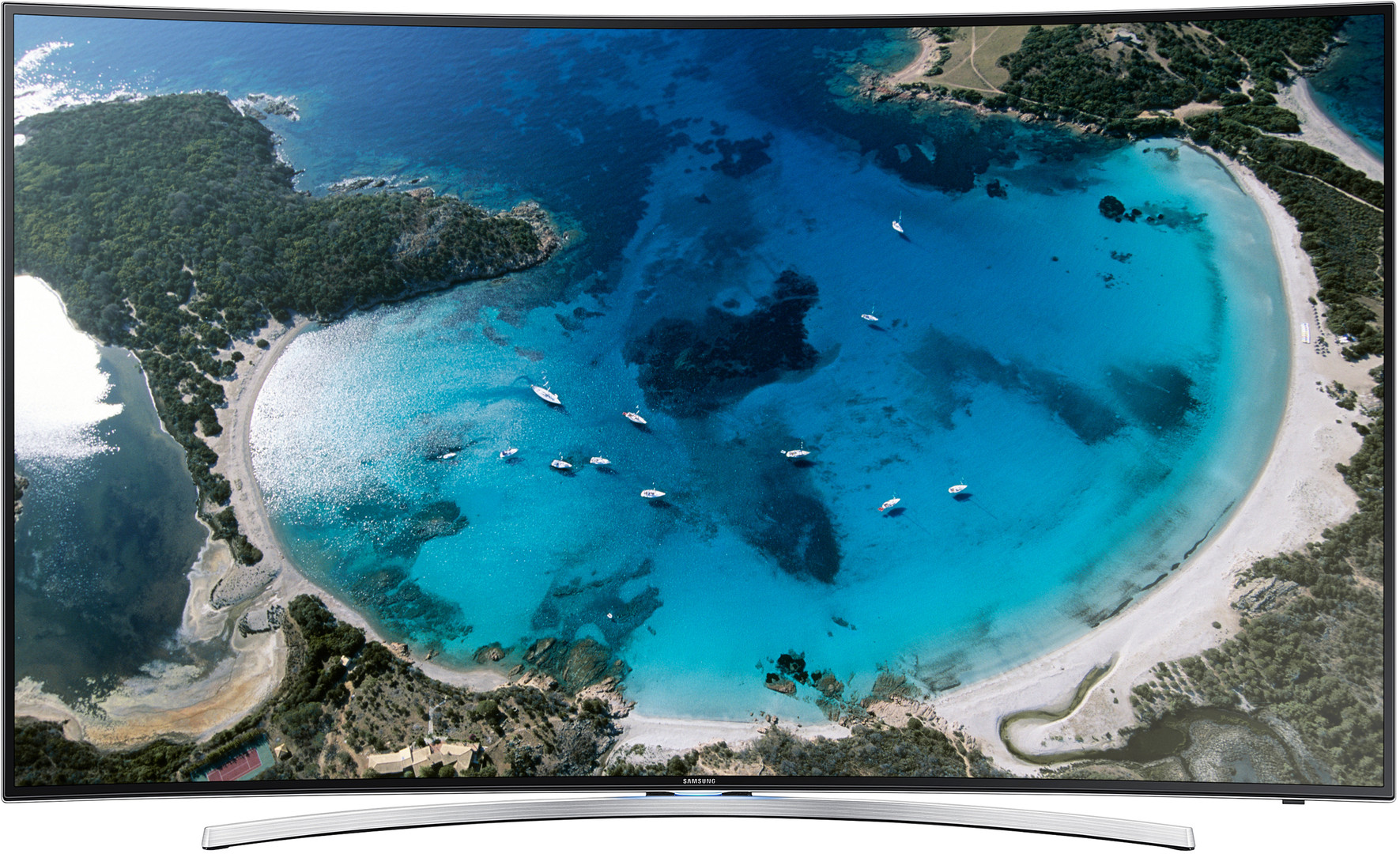 curved led tv samsung ue55h8000