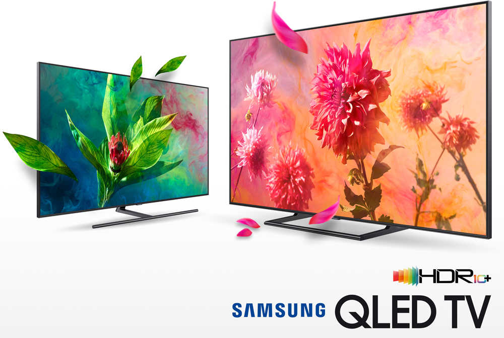 quantum dot tv