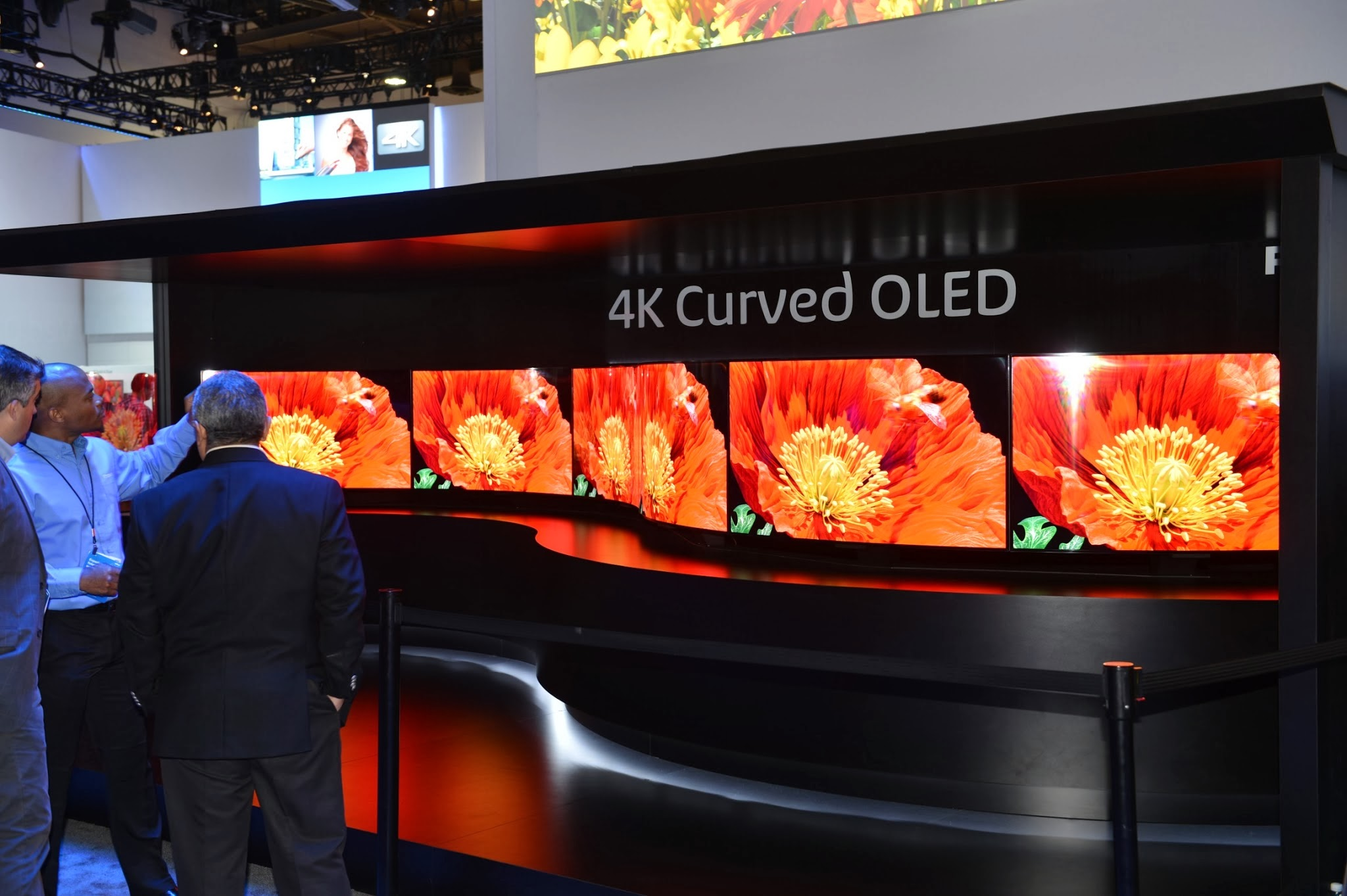 panasonic 65-inch 4k oled tv