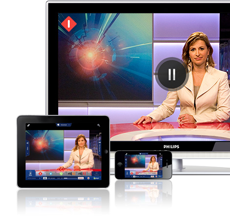 KPN Interactive TV online