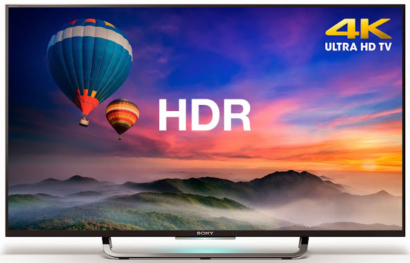 HDR ultra hd tv