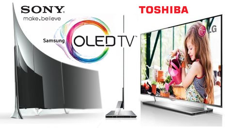 OLED tv header