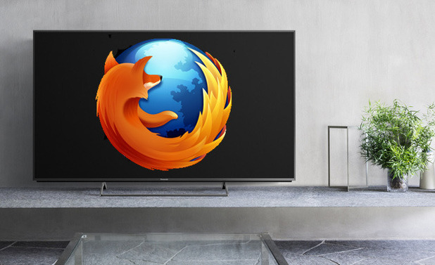 pansonic smart tv's met firefox os