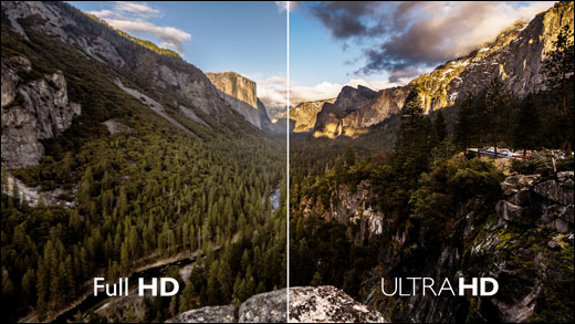 philips ultra hd 4k televisies