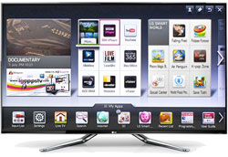 smart tv met apps